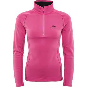 Elevenate Métailler Zip Jacket Dame fushcia pink